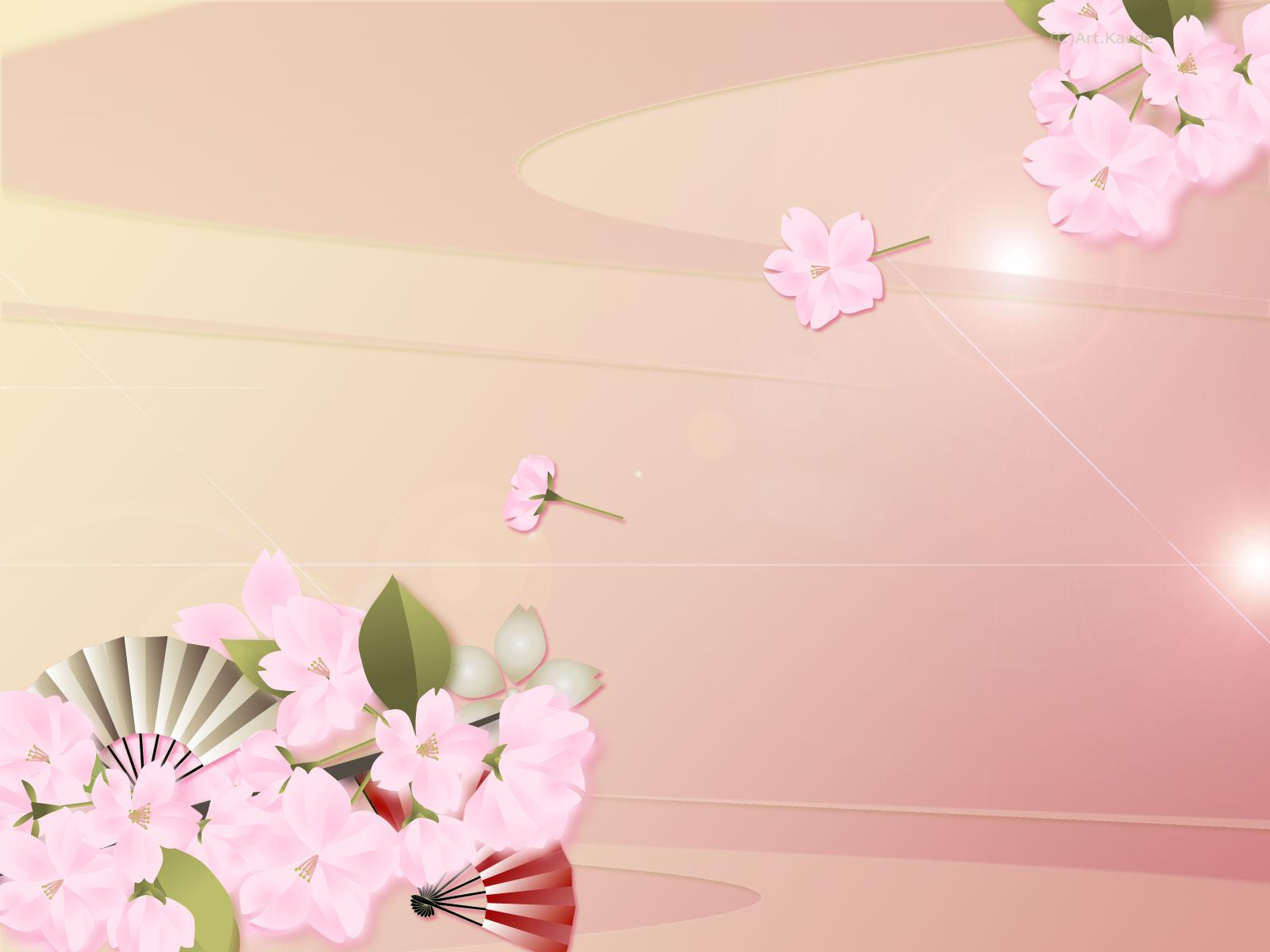 桜の花 デスクトップ壁紙art Jdt